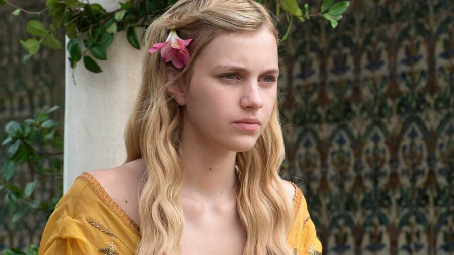 Nell Tiger Free As Myrcella Baratheon All The Game Of