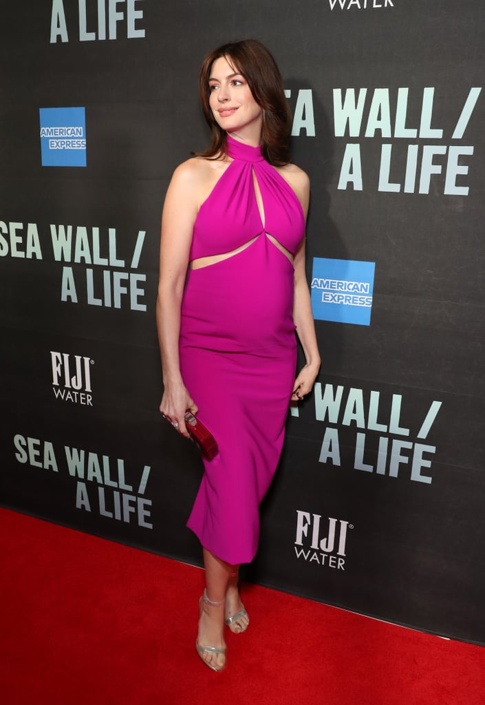 Anne Hathaway at The Premiere of Sea Wall / A Life