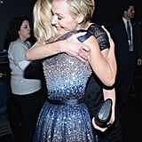 Julianne Hough and Portia de Rossi
