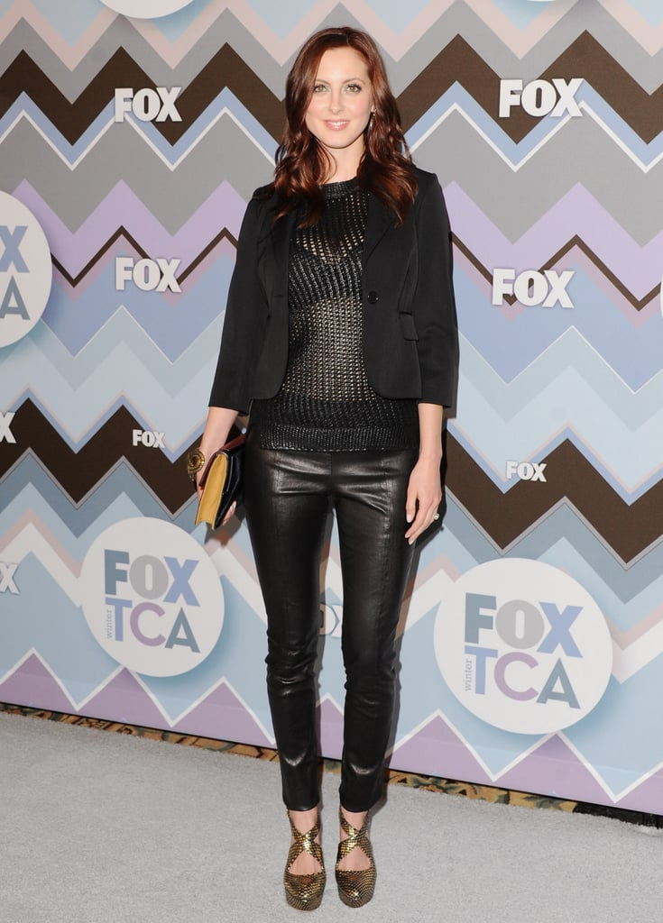 Eva Amurri attended the FOX All-Star Party.