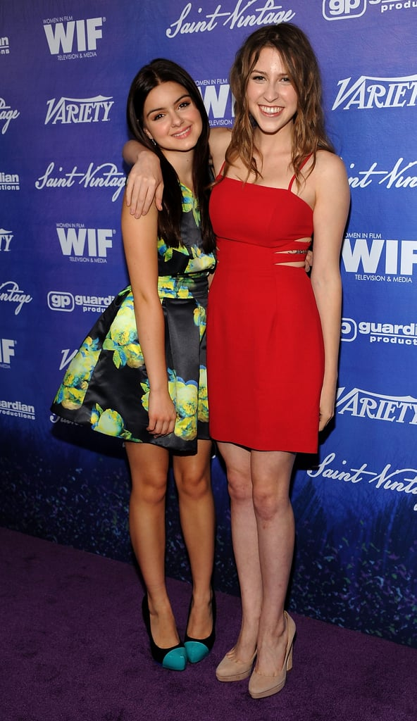 Ariel Winter & Eden Sher
