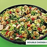 Double-Chicken Chopped Salad