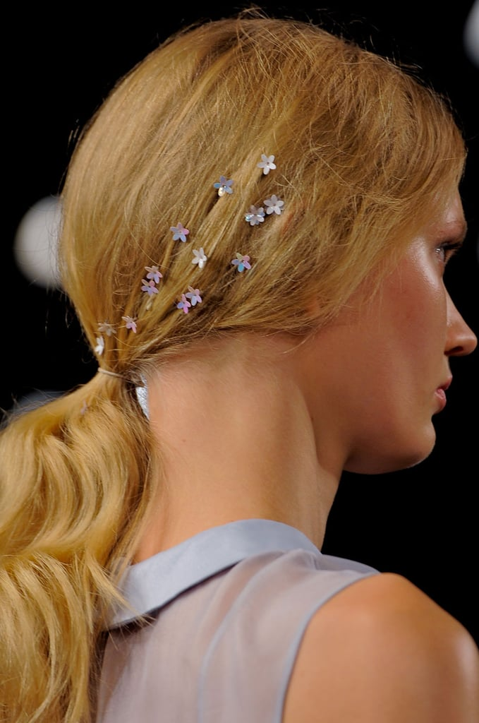 Honor Spring 2013 Hair and Makeup | Runway Pictures