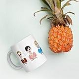 Jane Austen Heroines Mug