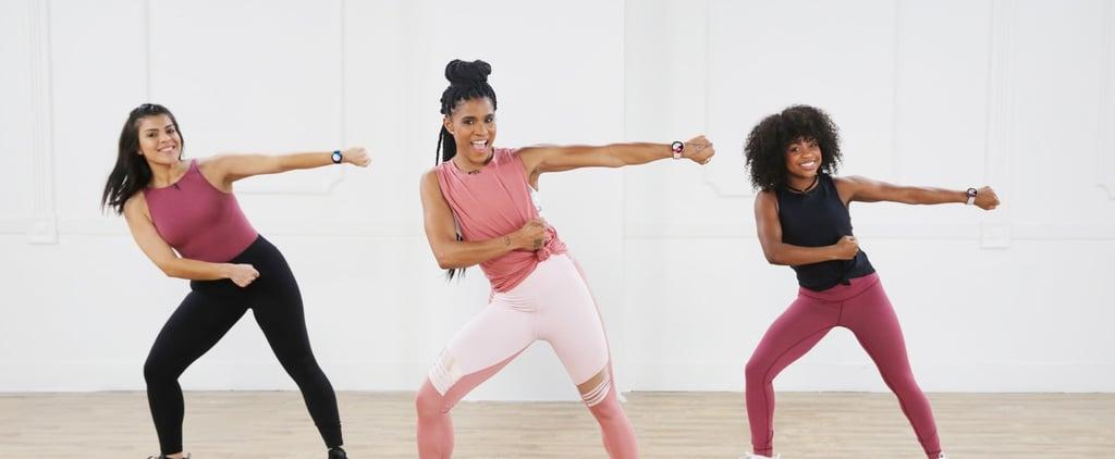 Live Workouts on POPSUGAR Fitness's Instagram, Week of 6/8