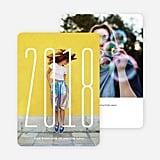 Stretched Far Card from Paper Culture ($1-$3 per card)