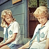Hayley Mills in The Parent Trap