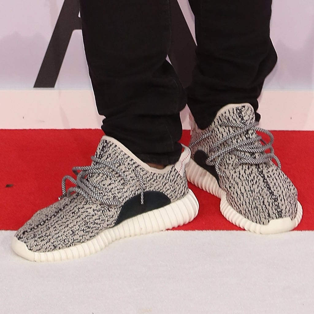 IN MOTION adidas YEEZY Boost 350 'Moonrock'