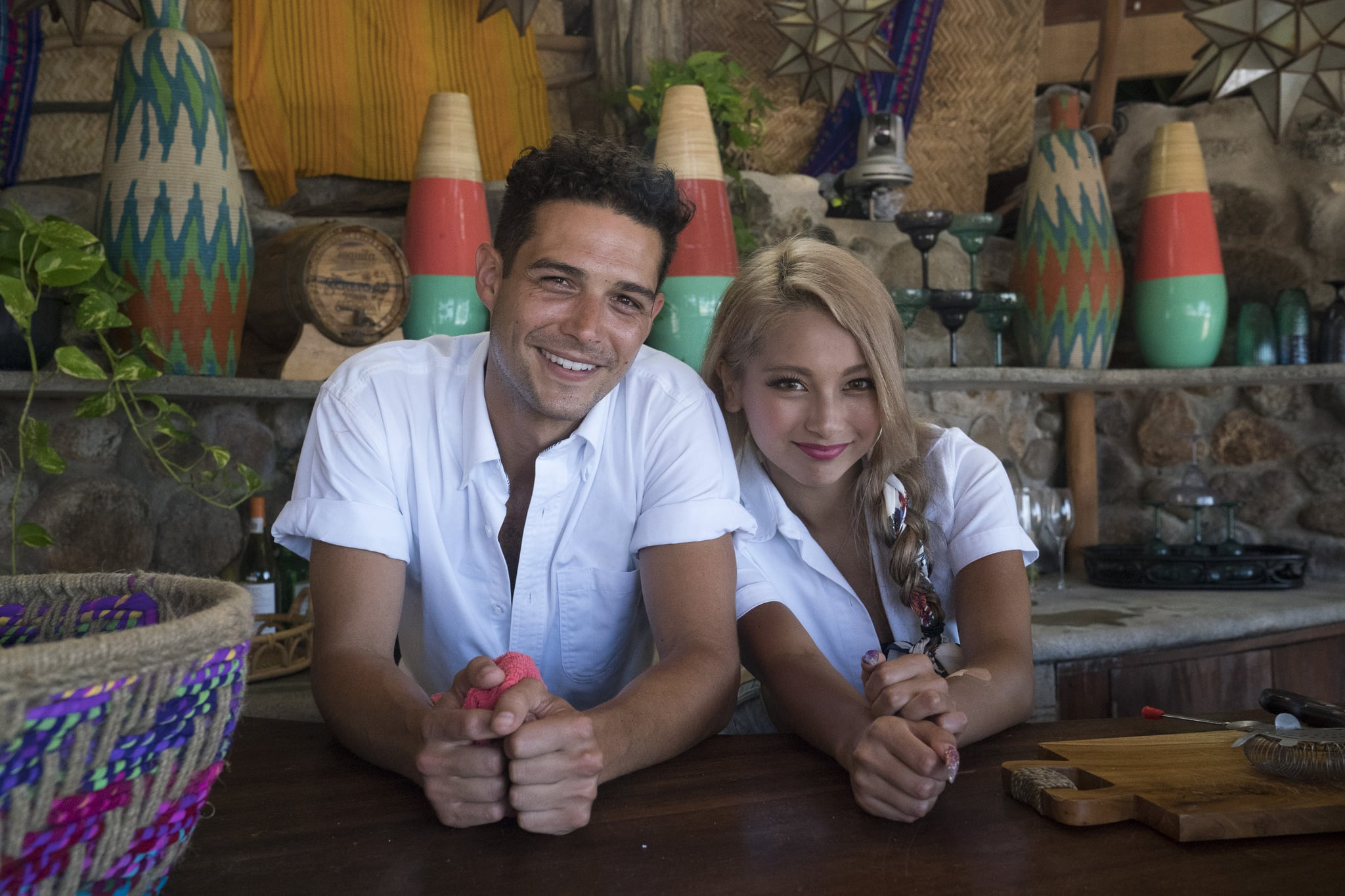 BACHELOR IN PARADISE - Summer lovin is sure to happen fast as the hit series Bachelor in Paradise returns for season five TUESDAY, AUG. 7 (8:00-10:00 p.m. EDT), on The ABC Television Network. (ABC/Paul Hebert)WELLS, YUKI
