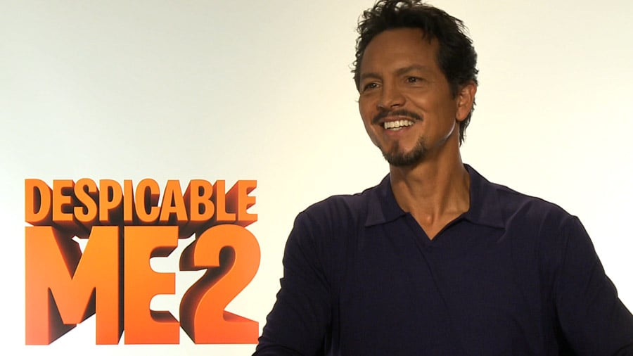 Benjamin Bratt and Miranda Cosgrove on the Behind-the-Scenes Magic of Despicable Me 2