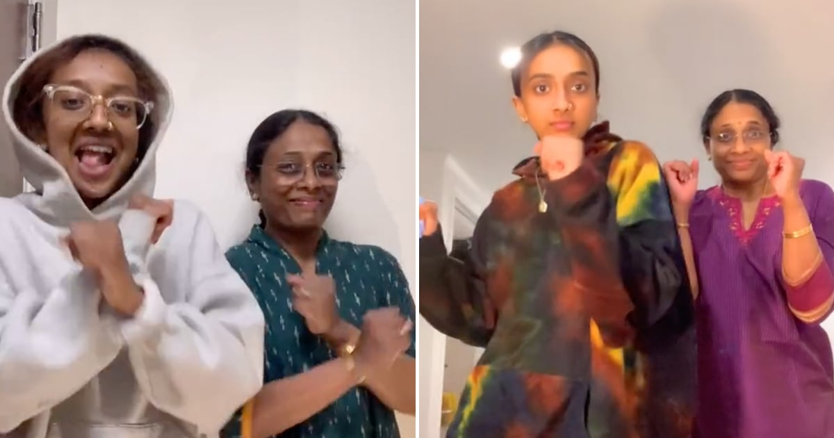 TikTok Can't Get Enough of This Dancing Mother-Daughter Duo, and Neither Can I