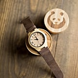 Arbor Army Eco-Friendly Bamboo Watch