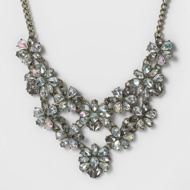 SugarFix by BaubleBar Crystal Statement Necklace | 25