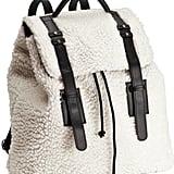 Soft Pile Backpack