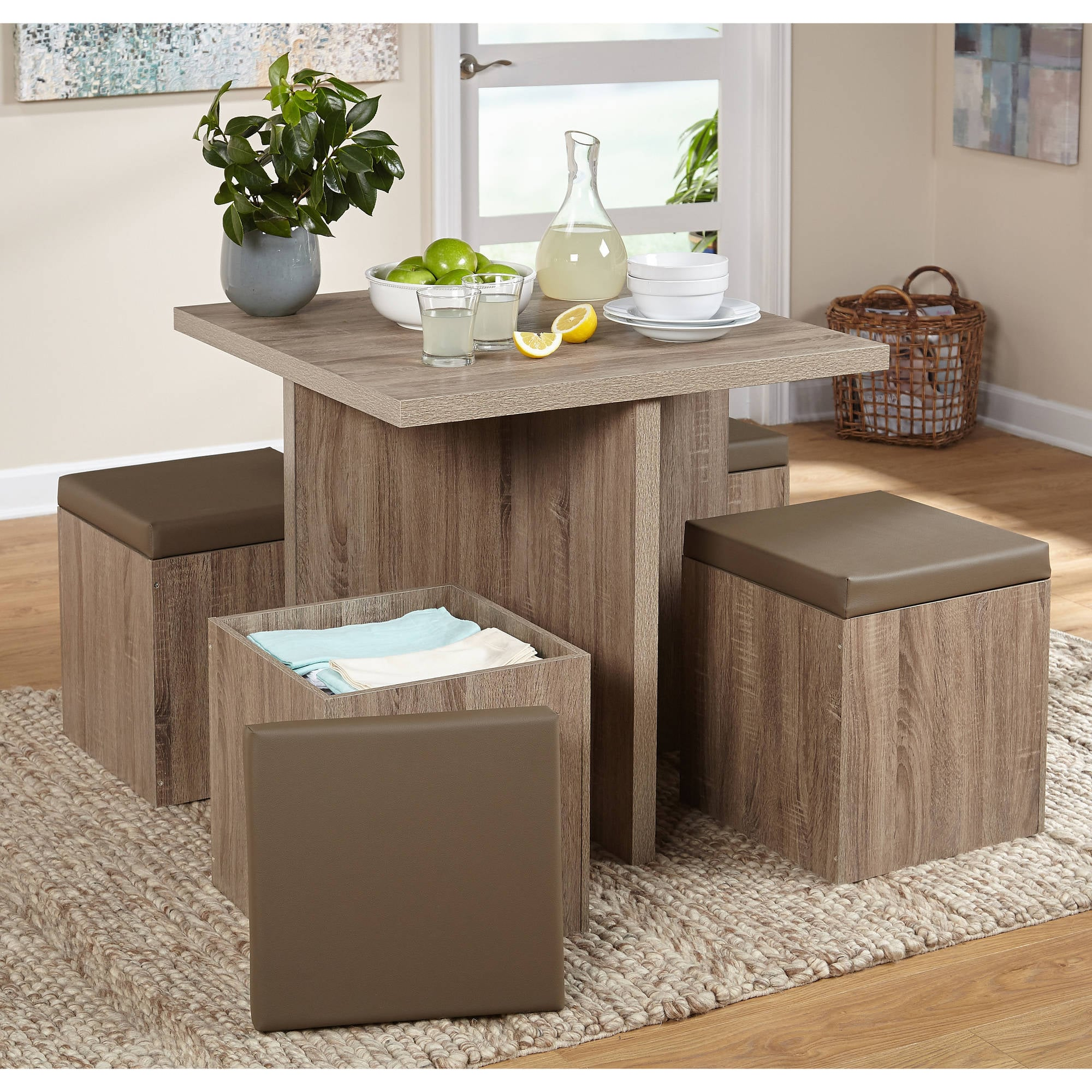 TMS Baxter Dining Set | Calling All Apartment Dwellers ...