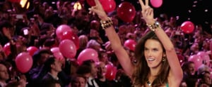 The Best Latina Moments From the Victoria's Secret Fashion Show in GIFs