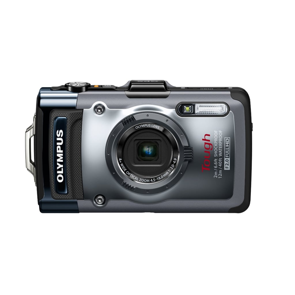 Olympus TG-1iHS Waterproof Digital Camera