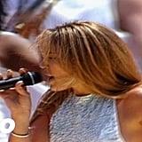 """Let's Get Loud"" by Jennifer Lopez"