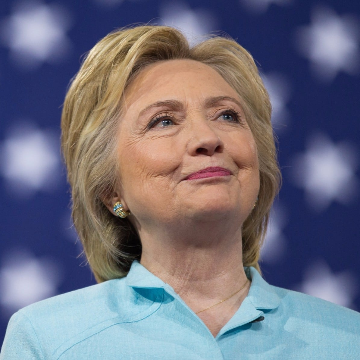 Hillary Rodham Clinton May Be The First Feminist President     Vox Clinton Authors Billboard Essay