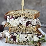 Chicken Salad With Cherries, Pecans, and Blue Cheese