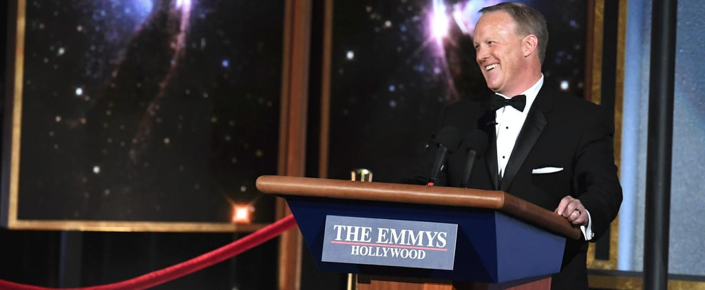 Whoever Approved the Sean Spicer Skit at the Emmys Should Be F*cking Ashamed