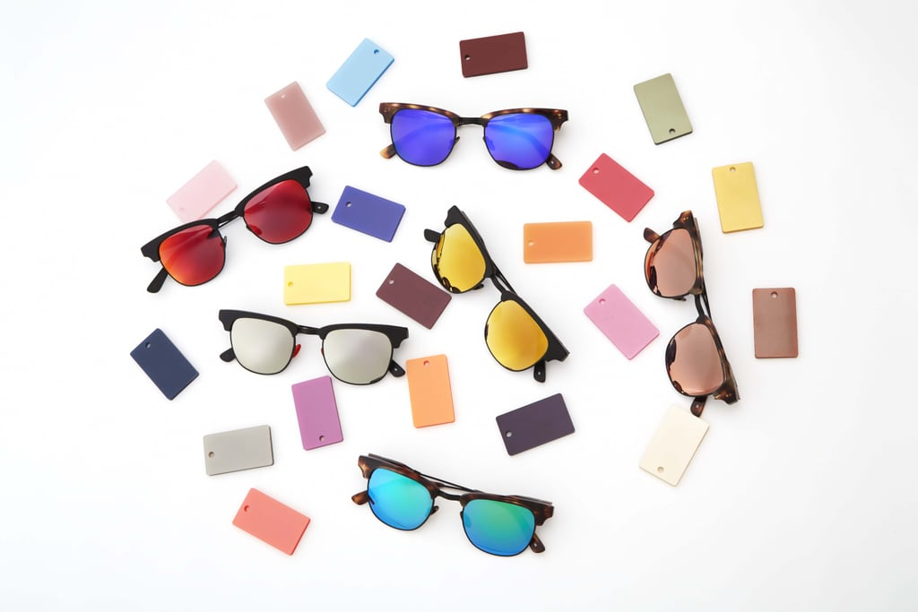 Sunglasses are always a great gift, but especially when they're designed specifically for your friend in mind. Westward Leaning's new customization allows customers to create their own signature shades with a variety of frames and lenses in the brand's lineup of cool-girl colorways and finishes.