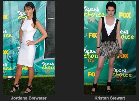 Play Our 2009 Teen Choice Awards Faceoff!