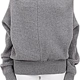 Acne Studios Oversized Jacy Turtleneck Sweater-Grey  ($480)