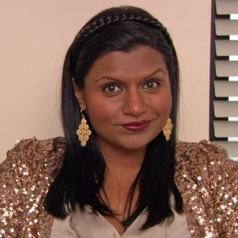 Mindy Kaling S Quotes About The Office S Kelly Kapoor Popsugar Entertainment