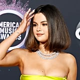 Selena Gomez's Blunt Bob Hairstyle at the AMAs