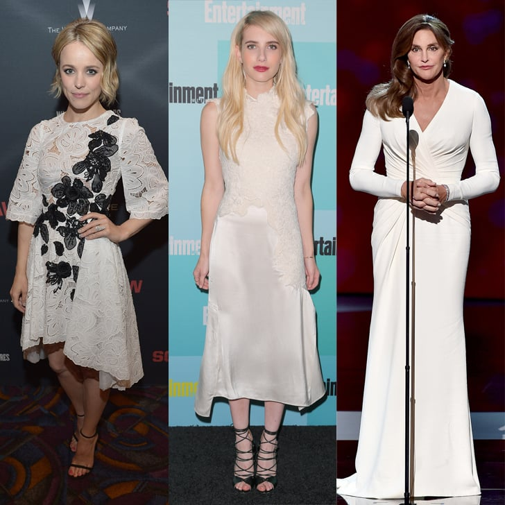 This Week's Top 10 Found the Nonboring Way to Wear White