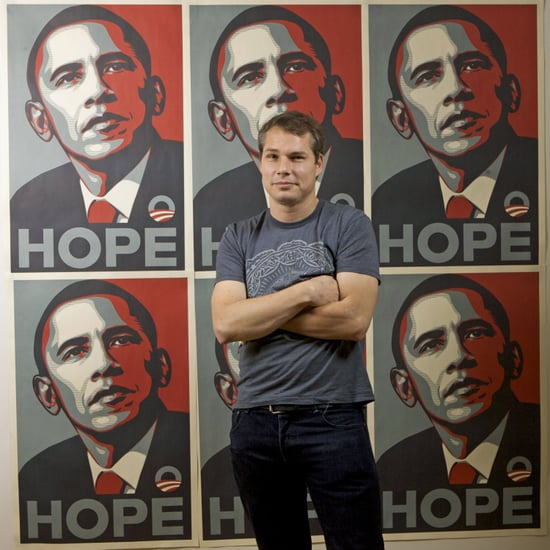 What Shepard Fairey Thinks of Obama