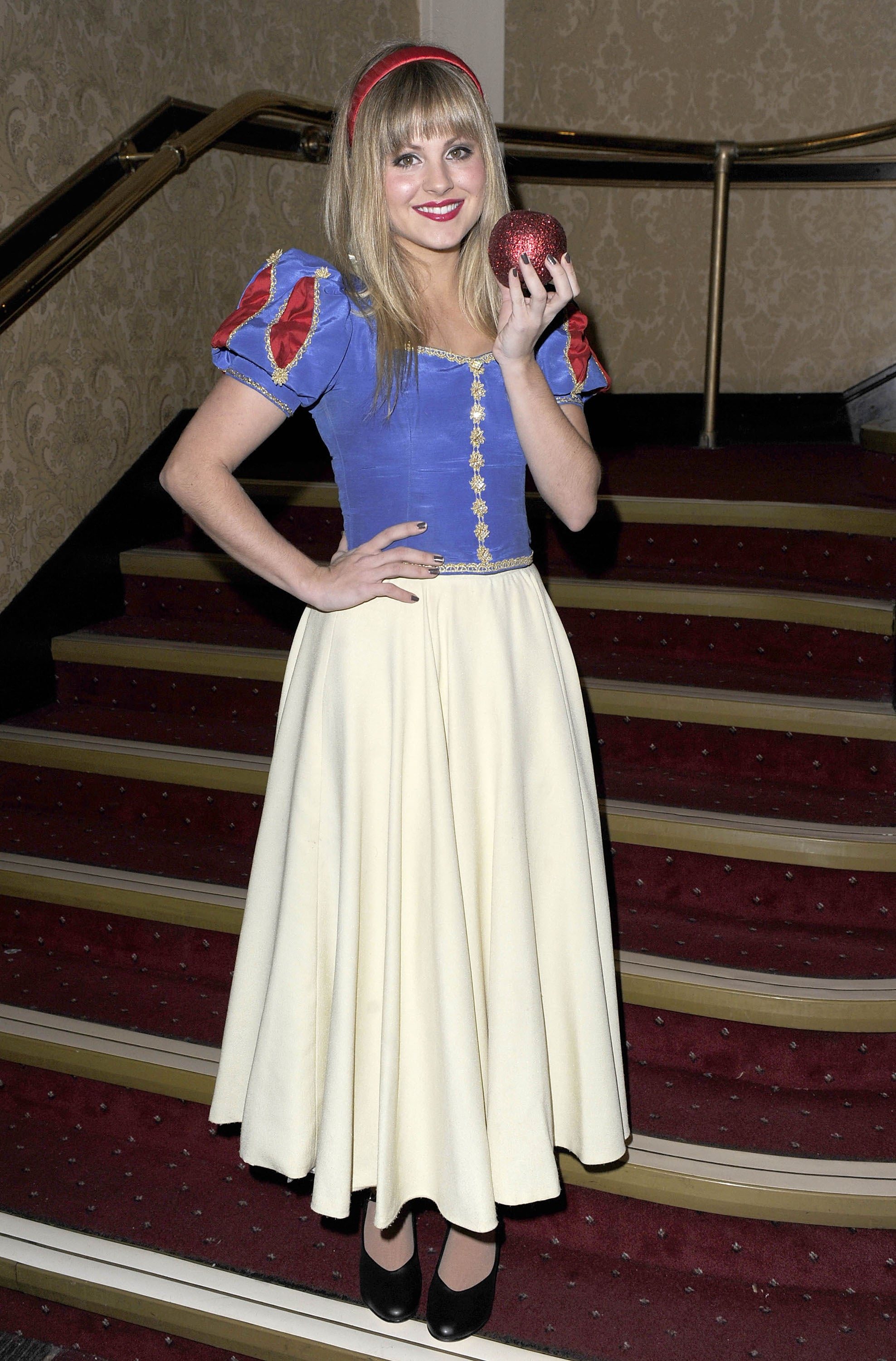 Pictures Of Tina O Brien As Snow White Celebrities In
