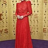 Vera Farmiga at the 2019 Emmys