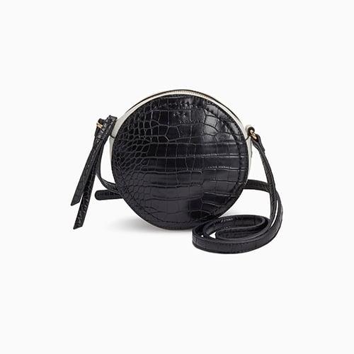 Similar Circle Across Body Bag ($33)