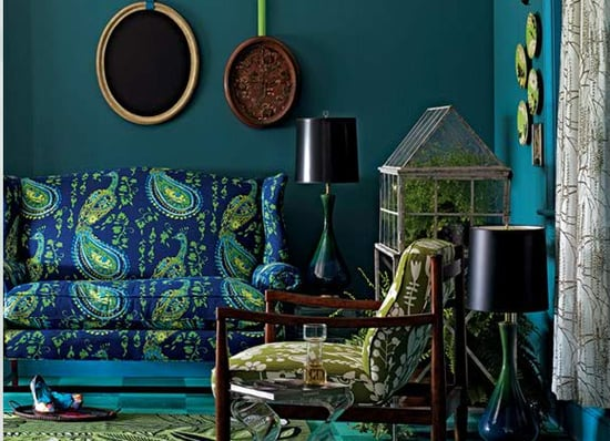 Midday Muse: Saturated Hues