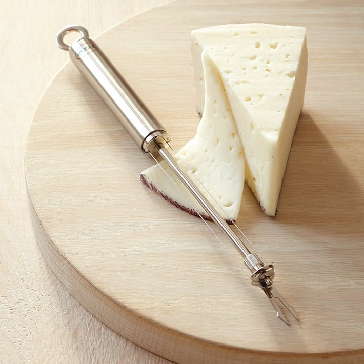 Shop it: Rösle Wire Cheese Slicer ($30)