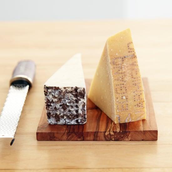 Parmigiano Reggiano vs. Pecorino Romano