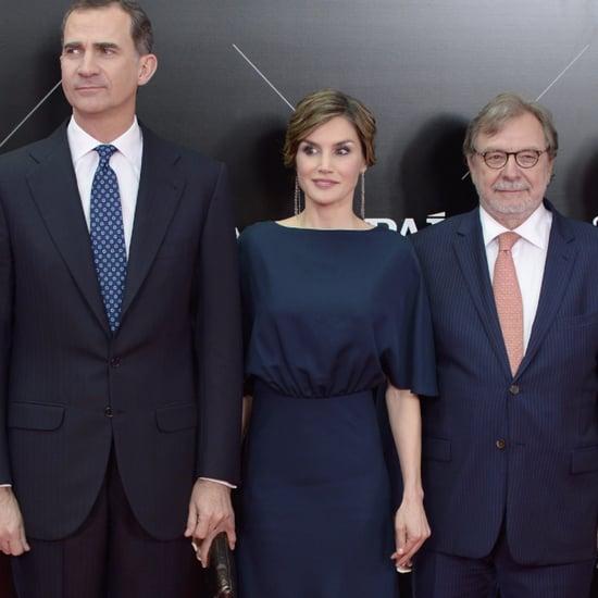 Queen Letizia's Dress at Ortega Y Gasset Awards 2016