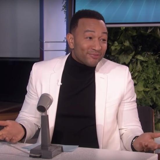 John Legend and Tracee Ellis Ross Take a Lie Detector Test