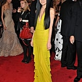 Vera Wang in her own design