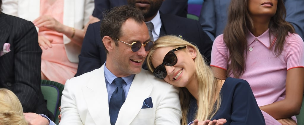 Jude Law and Phillipa Coan Married