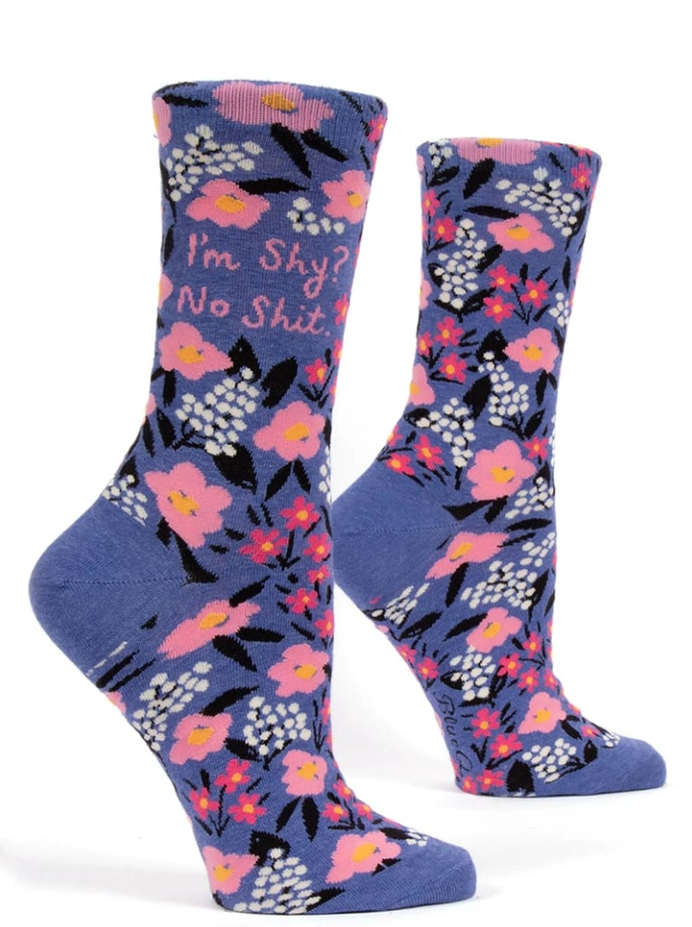 I/'m Going To Get Sh*t Done Later Womens Crew Socks