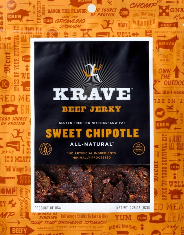 On the Go, Grab: Krave Jerky
