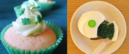 Lil Links: Celebrate St. Paddy's With Colorful Cupcakes!