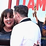 The couple was all smiles at the 2014 premiere of Tammy in Hollywood.