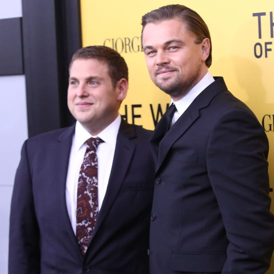 Leonardo DiCaprio at The Wolf of Wall Street NYC Premiere