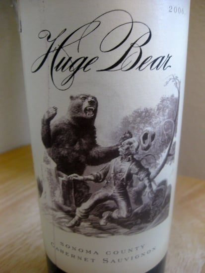 Happy Hour: 2006 Huge Bear Cabernet Sauvignon
