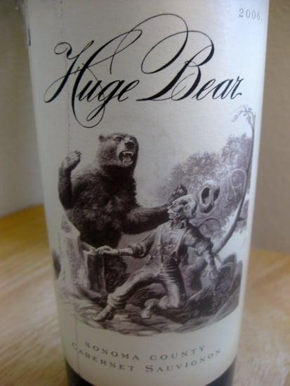 Happy Hour: 2006 Huge Bear Cabernet Sauvignon