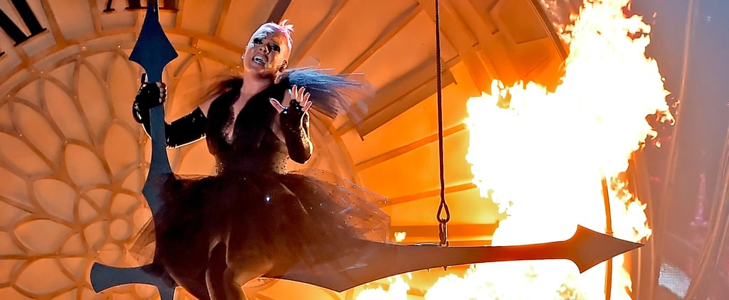 Pink Talks About Lady Gaga's Super Bowl Show